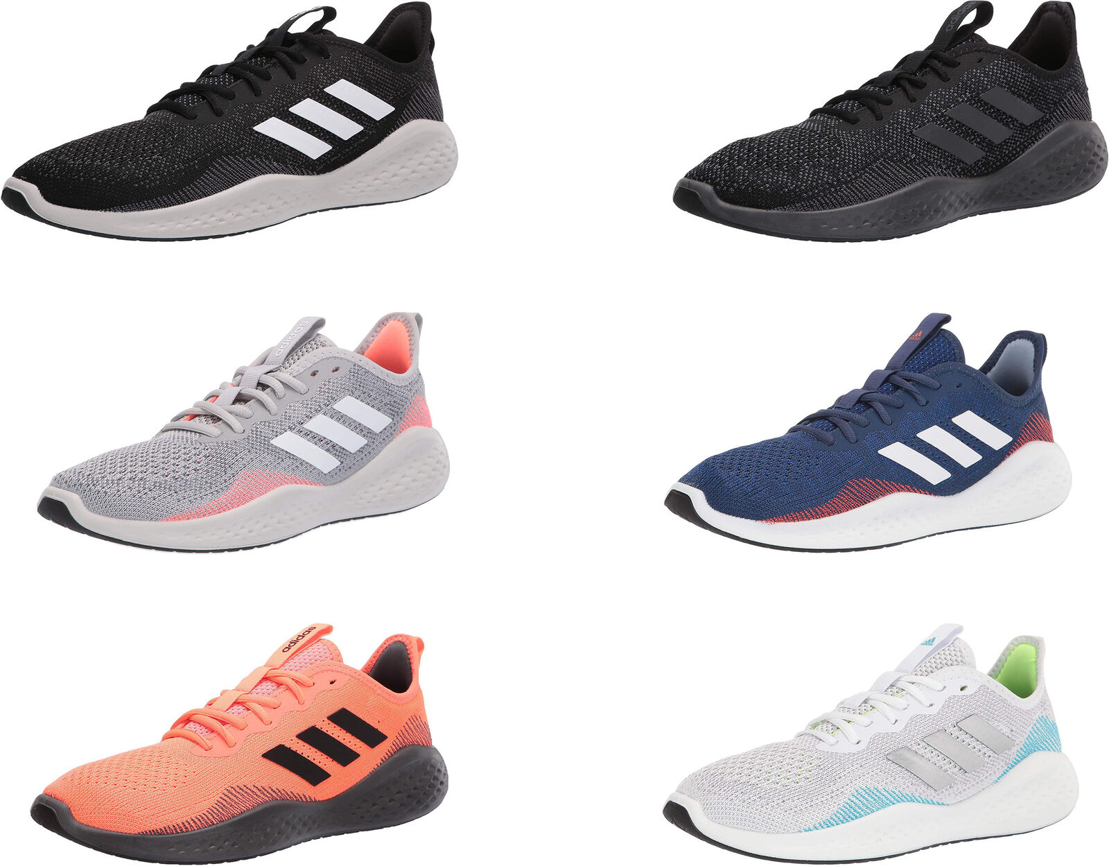 adidas Men's Fluidflow Bounce Running Shoes | eBay