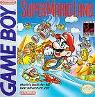 Super Mario Land (Nintendo Game Boy, 1989)