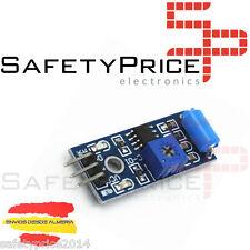 Modul sensor vibration SW-420 Kontakt- geschlossen detektor alarm schalter