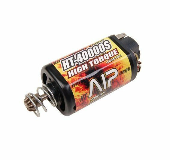 AIP High Torque Motor Short for Airsoft AEG AK PTS ACR G36 AUG V.3  7 Gearbox