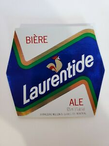 Laurentide-Biere-Ale-625ml-beer-label-La-Brasserie-Molson-du-Quebec-Canada