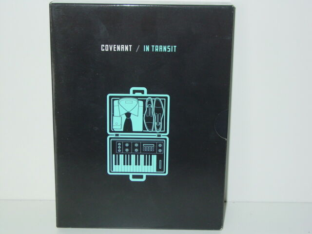 "*****DVD-CONVENANT""IN TRANSIT""-2007 SPV GmbH DoDVD+Audio CD*****"