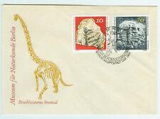 DDR FDC Ersttagsbrief 1973 Paläontologische Sammlungen  Mi.Nr. 1822 und 1827