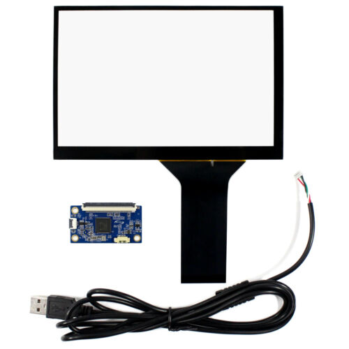 "7/"" Capacitive Touch Screen USB Controller For 1280x800 N070ICG LCD Screen"