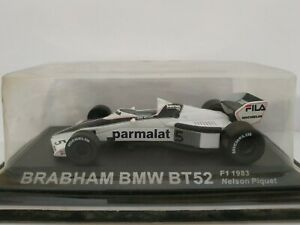 1-43-BRABHAM-BMW-BT52-F1-FORMULA-1-1983-NELSON-PIQUET-IXO-ESCALA-SCALE-DIECAST
