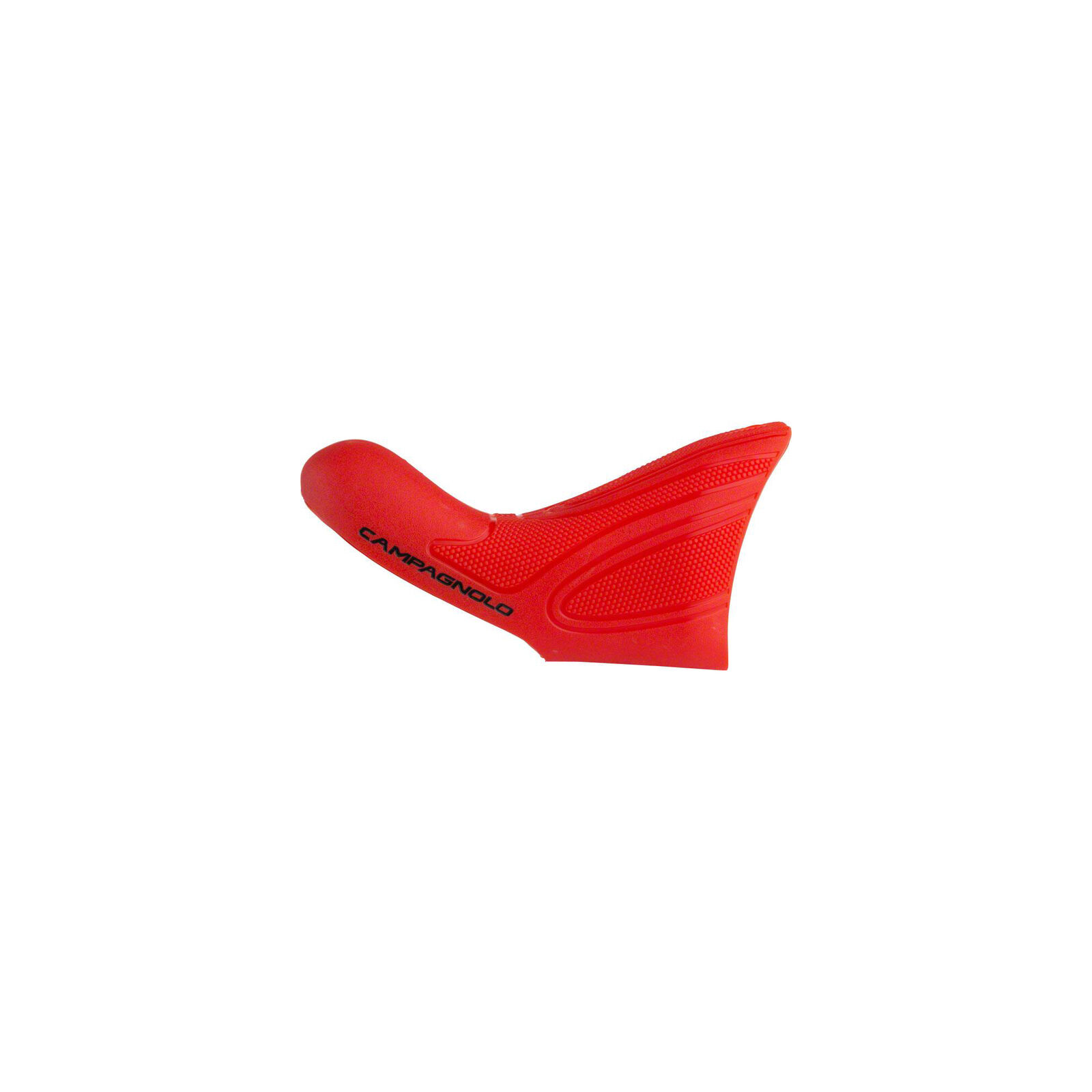 Campagnolo Ultra-Shift Lever Hoods for 2015 and later, later, later, rosso, Pair cc81c2