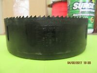 Sioux 435 Hole Saw 5-1/2 Hss Vintage Made In Usa