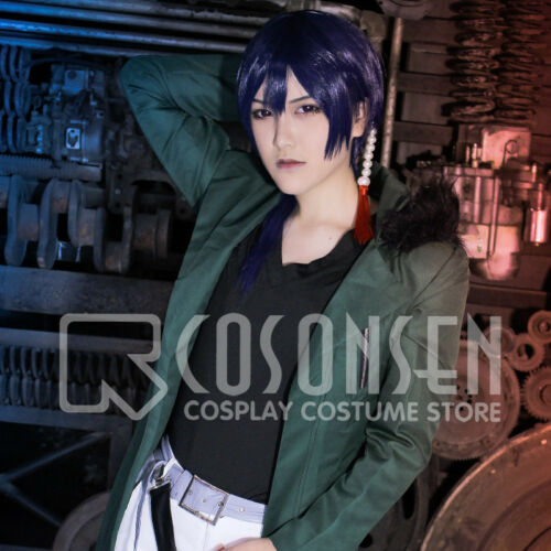 Rap Battle Division Arisugawa Dice Mic Fling Posse Dead or Alive Cosplay Costume