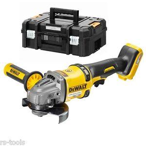 Dewalt-DCG414NT-125mm-Amoladora-Angular-Bateria-54V-Voltios-Flexvolt-10-Discos