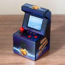 MINI Arcade anni'80 Desktop Retro 240 GIOCHI 16 Bit console di gioco