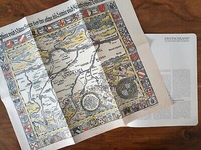 Liefern Deutsche Geschichte In Historischen Karten Mappe 00701 Karte Von Bayern