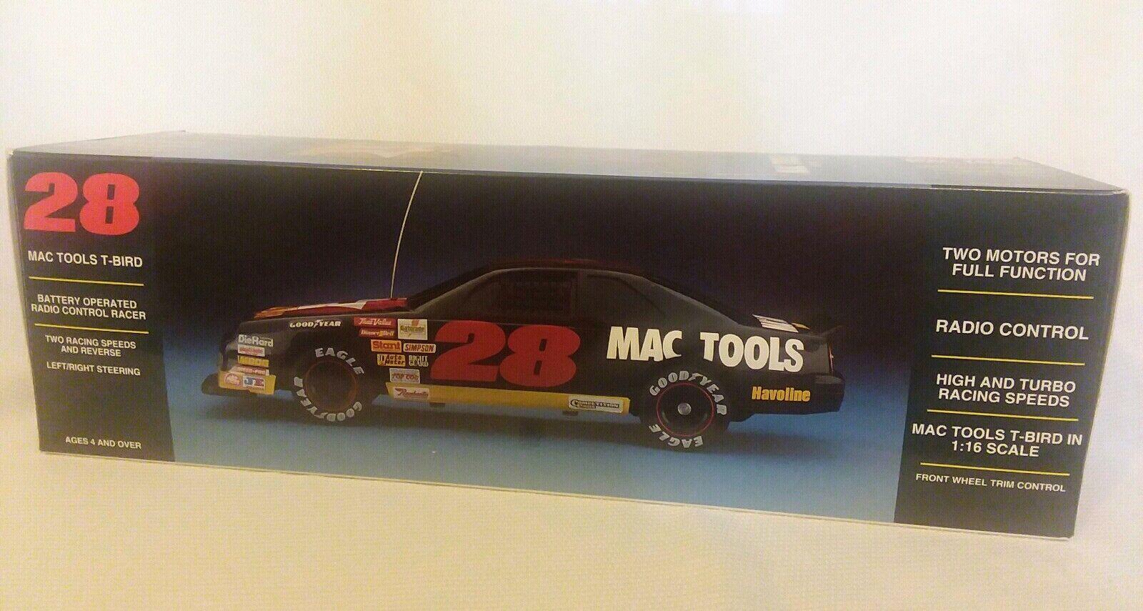 MAC Tools  28 Radio Contrôlé Voiture collector 1992 NEUF    Davey Allison