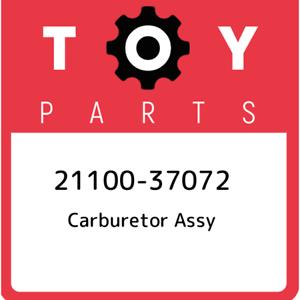 21100-37072-Toyota-Carburetor-assy-2110037072-New-Genuine-OEM-Part