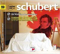 Une Heure Une Vie Av - Une Heure Une Vie Avec Schubert [new Cd] France on Sale