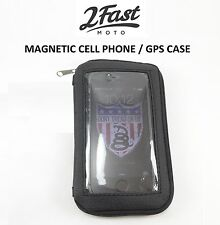 Phone Case Holder Motorcycle Magnetic Gas Tank Mount Cell Iphone GPS Honda