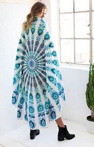 Hippie-Mandala-Round-Tapestry-Handmade-Cotton-Roundie-Beach-Throw-Yoga-Mat