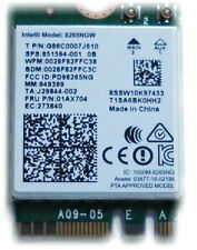 Intel Wireless Dual Band AC 8265NGW 867Mbps WIFI Card Bluetooth 4.2 (851594-001)