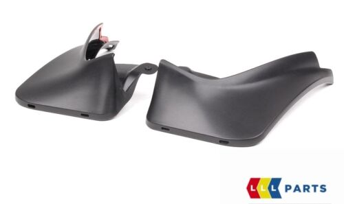MINI NEW GENUINE R55 R56 R57 R58 R59 S JCW REAR MUD FLAPS SET PAIR LEFT RIGHT