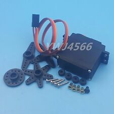 1PCS MG995 Servo Motor  RC Robot Helicopter Airplane Car Boat Control