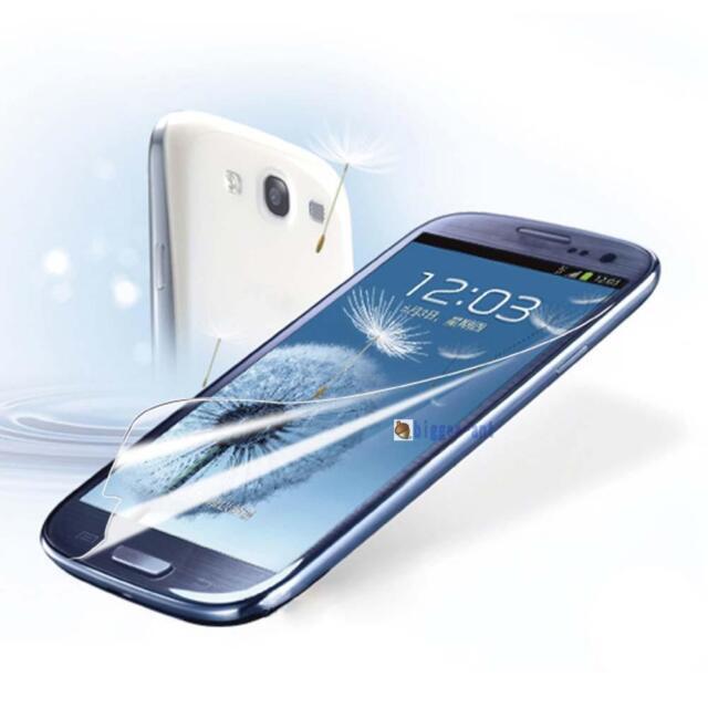 3X Anti-Glare Matte Guard Screen Protector For Samsung Galaxy S3 i9300 t999 BA
