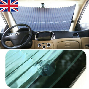 46-70cm-Retractable-Car-Front-Window-Sun-Shade-UV-Visor-Windshield-Roller-Blind