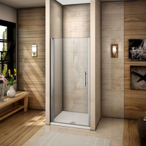 Duschkabine Schwingtür Duschtür Duschabtrennung Nischentür Falttür Glas Dusche V