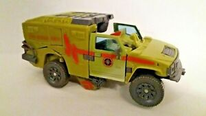 Brinquedo Caminhão Verde Transformers Autobot Rachet