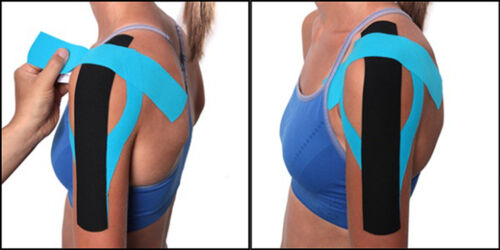 More Mile Kinesiology Tape Physio Muscle Strain Injury Support Repair