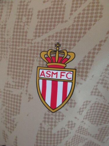 Monaco Calcio Da Xxl N°30 As Maglia Puma Taglia Flavio Dorato Usato Roma BURSwq