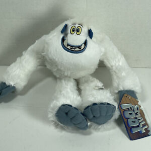 Toy Factory MIGO ABOMINABLE SNOWMAN FROM SMALLFOOT Stuffed Plush CHARACTER NWT