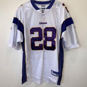 Reebok Adrian Peterson Minnesota Vikings Stitched Jersey Brand New ...