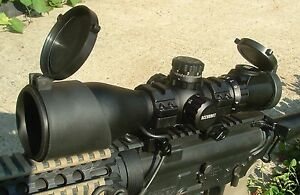 Details about UTG ACCUSHOT® 3-12X44 Compact Rifle Scope Mil-dot 36 Color  Reticle - BRAND NEW