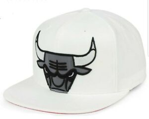 e996a0440bc Image is loading Chicago-Bulls-Mitchell-amp-Ness-XL-Reflective-Cropped-