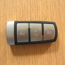Replacement 3 Button Smart Remote FOB Flip Key Case for VW PASSAT CC B6