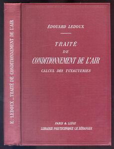 EDOUARD-LEDOUX-TRAITE-DE-CONDITIONNEMENT-DE-L-039-AIR-CALCUL-DES-TUYAUTERIES