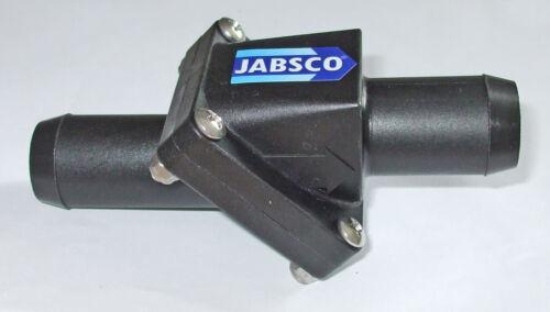 """1/"""" Non-return valve for 25mm bore hose Jabsco 29295-1000"""