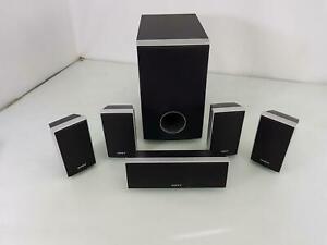 Sony Speakers SS-CT71 (Main), SS-TS71 (4  Side Speakers), SS-WS74