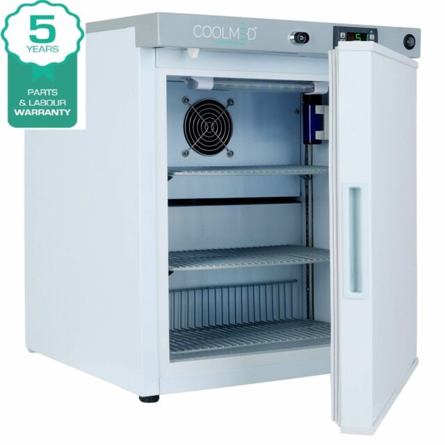CoolMed CMS29 Solid Door Pharmacy Medical Fridge 29L