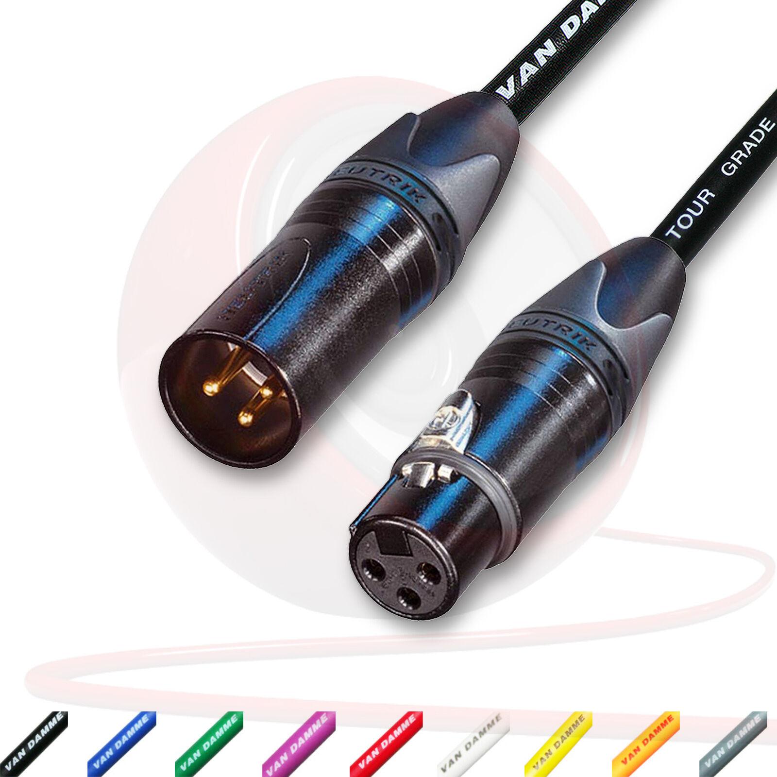 Rel Mj Acoustics 3 Wire Sub Speaker Cable Neutrik