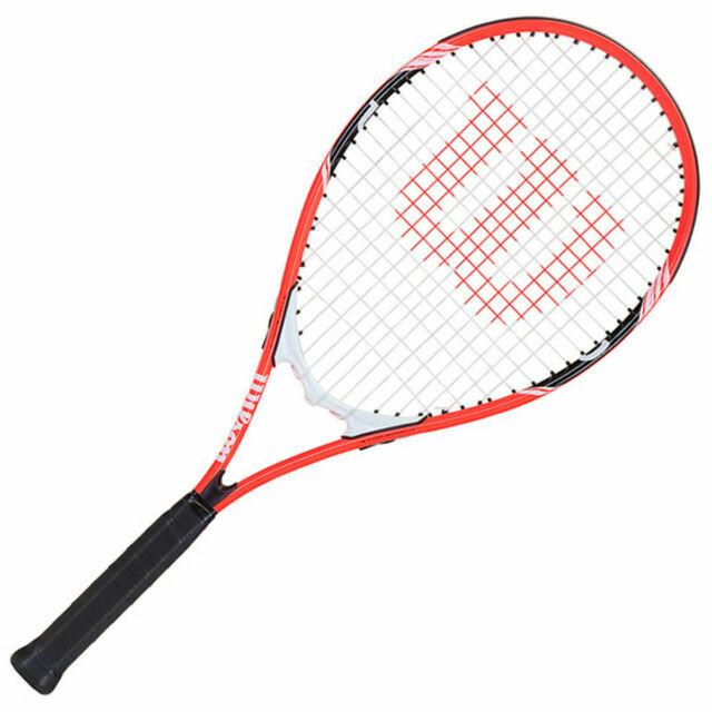 Wilson Federer Tennis Racquet For Sale Online Ebay