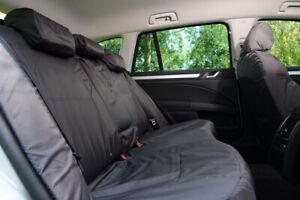 Skoda-Superb-3T-Estate-Rear-Set-Waterproof-Seat-Covers-Inka-Tailored-Grey-MK-2