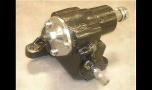 Steering-Manual-Street-Rat-Rod-Vega-Steering-Box-32-Ford-Model-A-Chevy-Willys