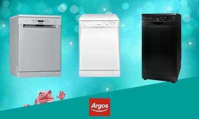Save 10% on selected Dishwashers