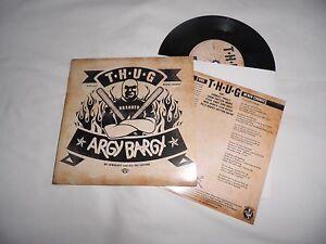 t-h-u-g-dog-amp-argy-bargy-be-somebody-split-ep-oi-punk-7-034-record-new