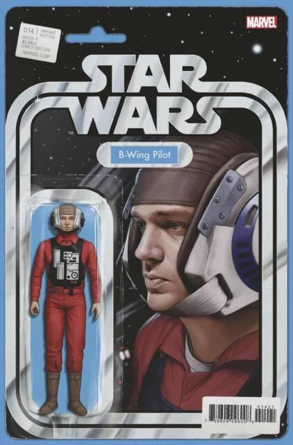 Star Wars #14 Action Figure Variant