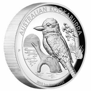 Australian-Kookaburra-2019-1oz-Silver-High-Relief-Coin