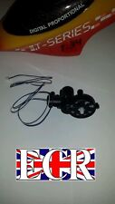 MJX T34 RC HELICOPTER PARTS & SPARES REAR TAIL MOTOR AND HOUSING FITTING & GEAR