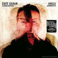 DAVE GAHAN & The Soulsavers LP Angels & Ghosts DEPECHE MODE Vinyl New SEALED