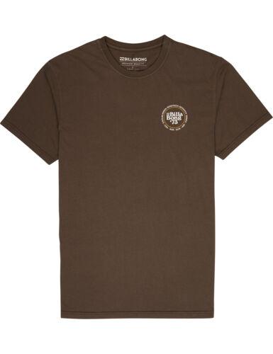 Billabong Cruiser Short Sleeve T-Shirt in Raven