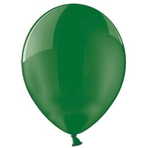 12-034-Vert-Fonce-Rond-Latex-Ballons-Anniversaire-De-Mariage-Noel-Anniversaire
